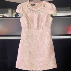 Bebe pink dress